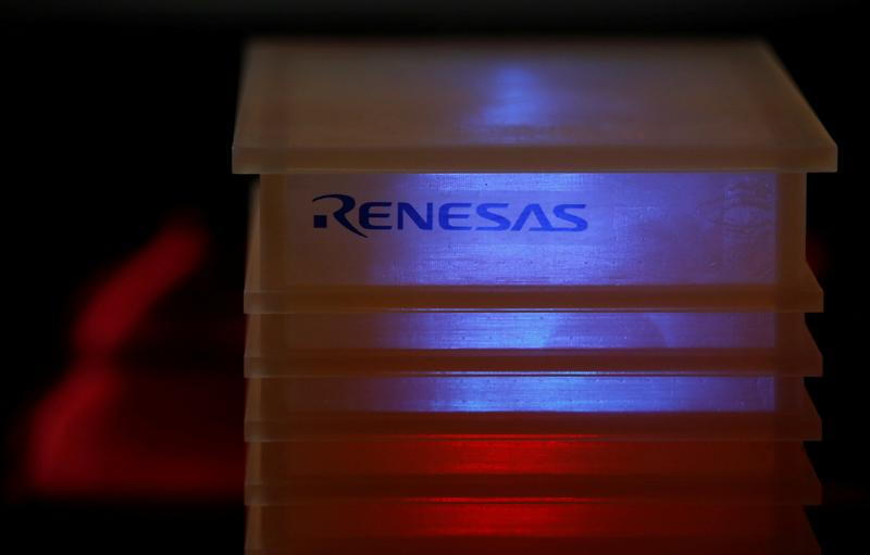 Japan urges support for fire-hit Renesas as global chip woes deepen