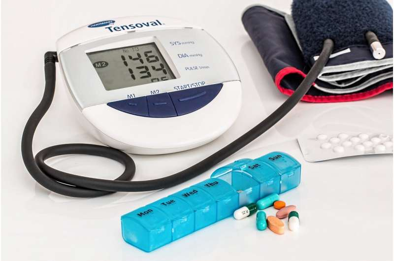 How to prevent and treat high blood pressure with exercise