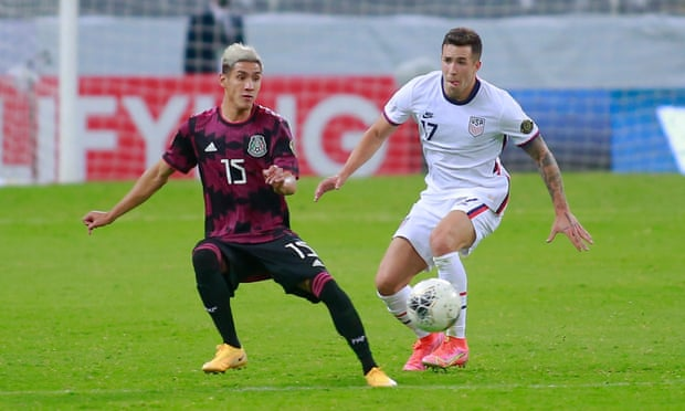 USA's Olympic hopes left hanging in balance after 1-0 defeat to Mexico