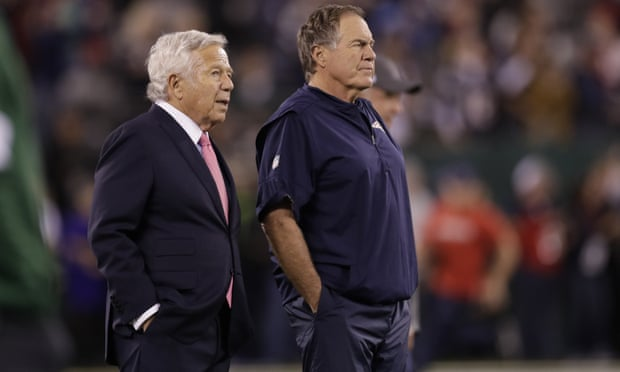 There's an unfamiliar feeling around the New England Patriots: desperation