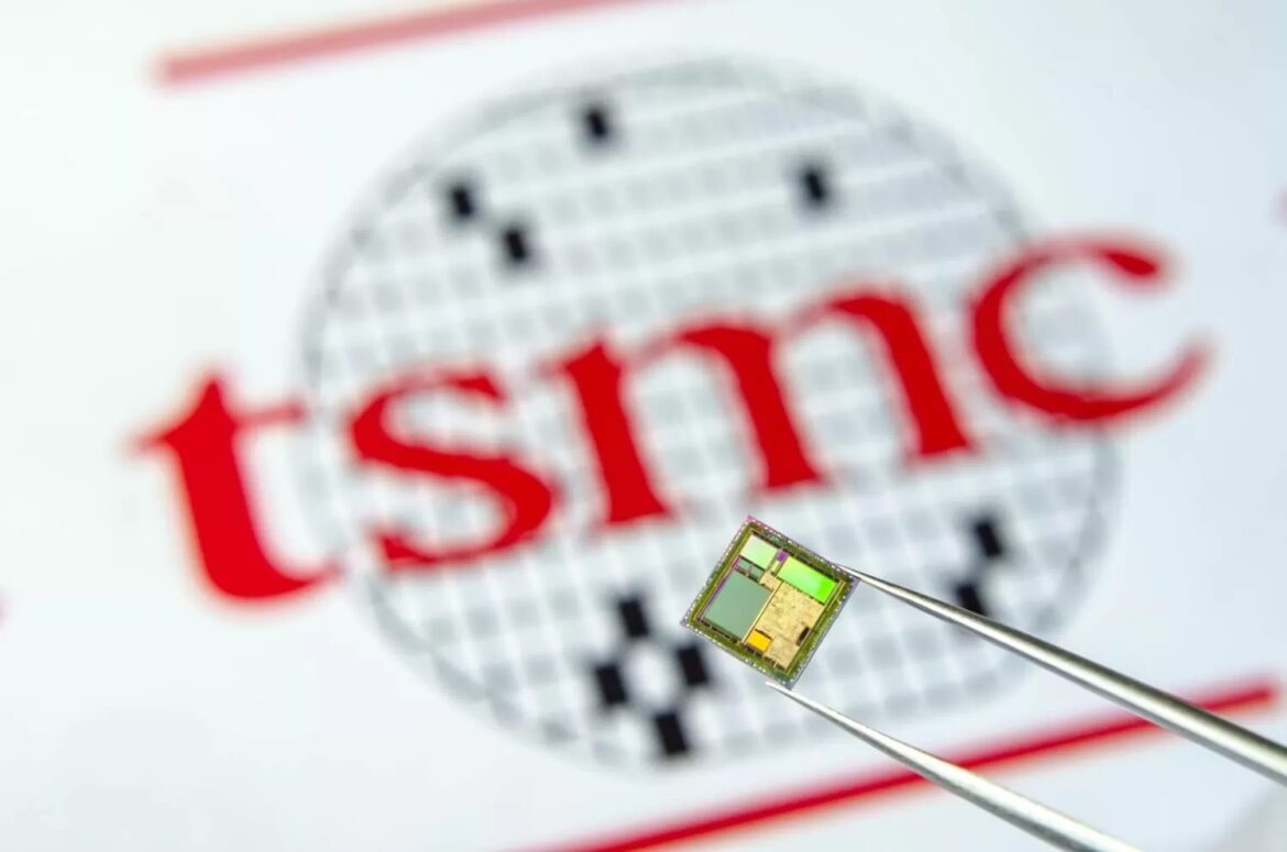 TSMC is spending $100 billion on expansion and R&D across the next three years